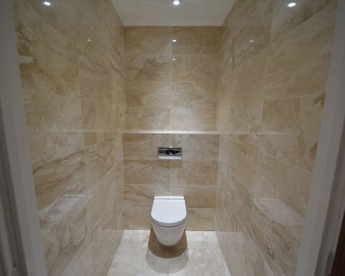 Petts Wood Tiling 8